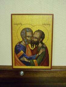 Icon- Saints Peter & Paul