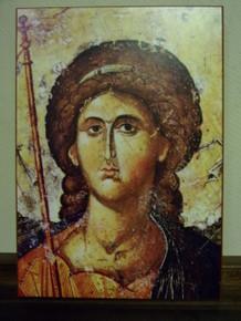 Icon- Archangel St. Michael (5)