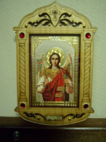 Icon- Archangel St. Michael (7)