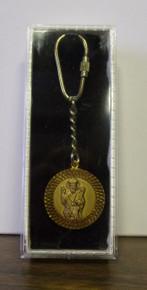Key Chain- St. Nicholas