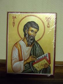 Icon- St. Matthew (2)