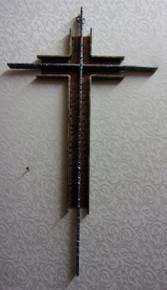 Cross- Large Metal Wallcross