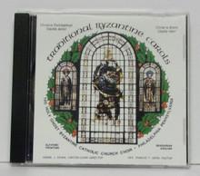 CD- Traditional Byzantine Carols
