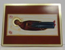 """Greeting Card- Set of """"The Dormition Of The Mother Of God"""" Rest Cards (set of 10)"""