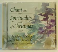 CD- Chant and Spirituality of Christmas