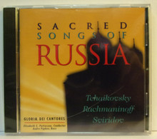 CD- Sacred Songs of Russia