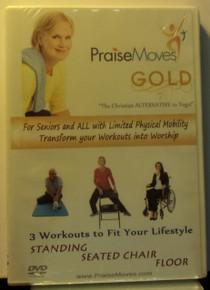 DVD- PraiseMoves Gold