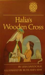 Halia's Wooden Cross by Lesia Savedchuk