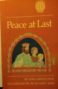 Peace At Last by Lesia SavedChuk