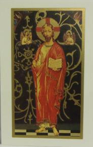 Holy Card- Christ Holy Card