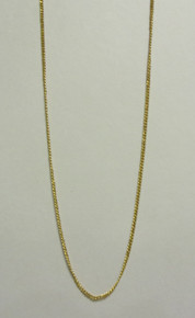 """Jewelry- 18"""" Gold Filled Chain"""