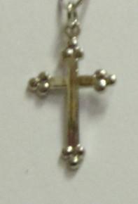 Jewelry- Silver Cross