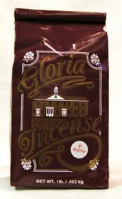 Incense- Gloria Incense P Blend 1 lb.