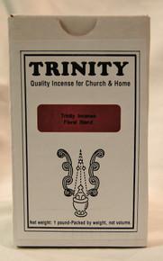 Incense- Trinity Incense Floral Blend 1 lb.
