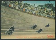 Motordome Race Magnet
