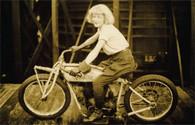 Pauline Crawford Postcard