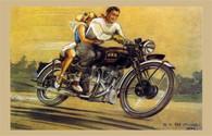 Howard Raymond Davies Postcard