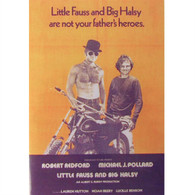 Little Fauss and Big Halsy Movie DVD