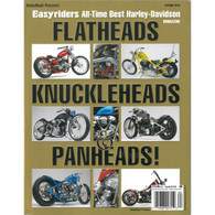 Easyriders All-Time Best Harley-Davidson Bookazine Front Cover