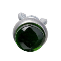 Glo Brite Glass Reflector - Brite Green