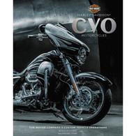 Harley-Davidson CVO Motorcycles: The Motor Company's Custom Vehicle Operations