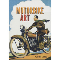 Motorbike Art Playing Cards_1