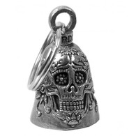 Sugar Skull Guardian Bell
