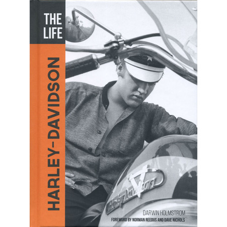 The Life - Harley-Davidson front cover