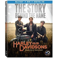 The Story Behind the Name - Harley and the Davidsons DVD