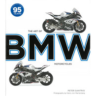 The Art of BMW Motorcycles book front cover