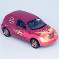"""2001 Chrysler """"2001 Sturgis 60th Anniversary"""" Panel Cruiser Die-Cast Model"""