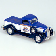 "1936 Dodge ""1995 Sturgis 55th Anniversary"" Pickup Truck Die-Cast Model Coin Bank"