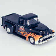 """1956 Ford """"2003 Sturgis"""" Pickup Truck Die-Cast Model Coin Bank"""