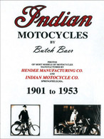 Indian Motocycles 1901 to 1953 Book