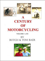 A Century of Motorcycling Book - Volume I