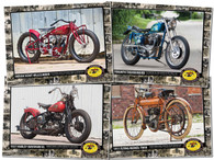 Special National Motorcycle Museum Four Poster Package