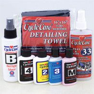 Cycle Care Spring Cleanup Sampler Kit