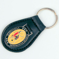 National Motorcycle Museum Logo Key Fob