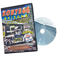 Route 66 Arizona DVD