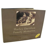Harley-Davidson Family Memories - Autographed Copy!