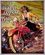 'A Wild Irish Girl' Poster