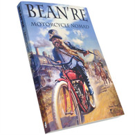 Bean're 'Motorcycle Nomad' Book