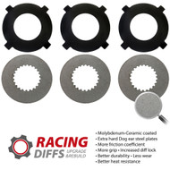 Racing Diffs BMW 188mm LSD Solid 3 Clutch Pack Kit