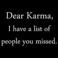 Return to Sender Catch up Karma Spell