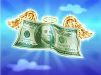 Your own personal Prosperity Angel ~ Money From Heaven  + enchanted charm