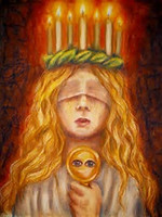 Saint Lucy spell for Increased Intuition, Awareness, and Clarity in Life