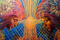 Shared Immersion spell for Mental Emotional Spiritual Alignment Binding with Another to make your target Agree/Feel the same as you