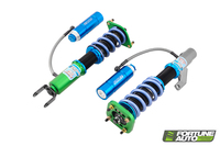 Fortune Auto Dreadnought Pro 2 Way Coilovers for BMW (E36)
