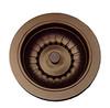 Brass & Traditional Sinks by Lira 90mm Bronze Strainer Waste