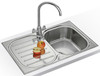 Franke Compact Plus CPX P611-965 Stainless Steel Kitchen Sink